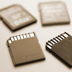 SDメモリカード
