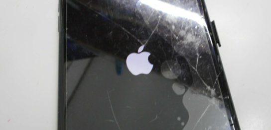 水没修理から復旧したiPhone