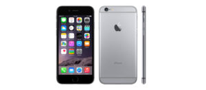 iPhone6のHOME画面