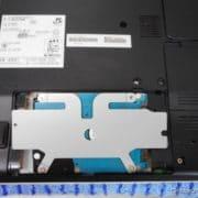 ノートパソコンのHDD